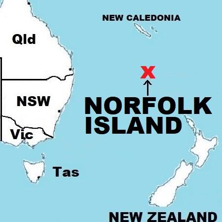 Reptiles of Norfolk Island